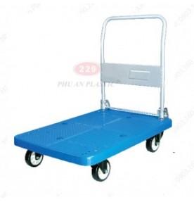 Xe đẩy sàn nhựa XD150 (150kg)