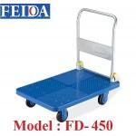 Xe đẩy hàng Feida FD-450 (450kg)