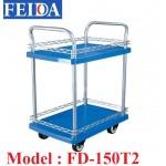 Xe đẩy hàng Feida FD-150T2 (150kg)