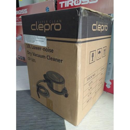 Vỏ thùng Máy hút bụi gia đình Clepro CP-101 (10 lít)