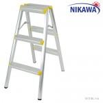 Thang nhôm gấp Nikawa NKD-03 (6 bậc)