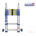 Thang rút đôi Nikawa NK-44AI (14 bậc)