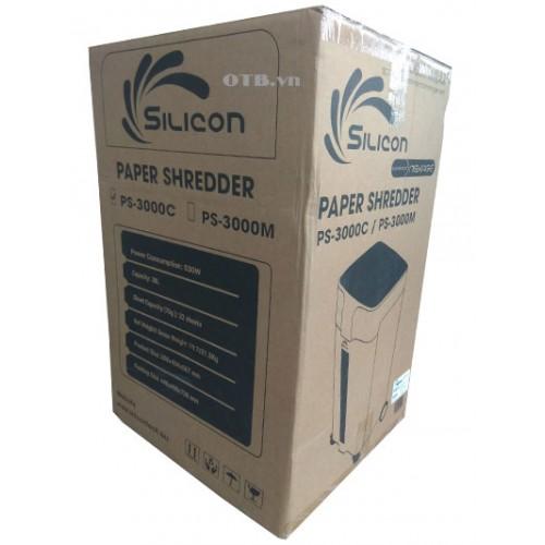 Vỏ thùng của Máy hủy tài liệu Silicon PS-3000C