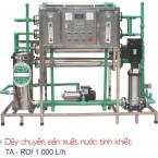 Máy lọc nước RO OTB S1000i (1.000 lít/h)