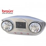 The Bathing Water Lights Braun 2 Balls + ptc 3 Switch