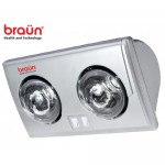 The Bathing Water Lights Braun 2 Balls