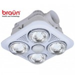 The Bathing Water Lights Braun 4 balls
