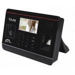 Máy chấm công tích hợp dấu vân tay & thẻ cảm ứng Silicon TA20