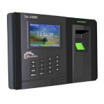 Máy chấm công vân tay & thẻ cảm ứng Silicon TA2300+RFID