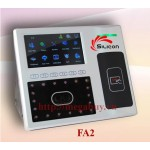 Máy chấm công vân tay Silicon FTA-FA2
