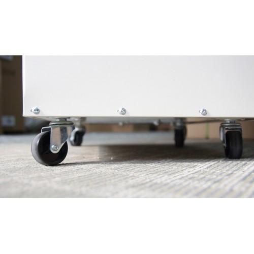 bánh xe di chuyển của Máy hút ẩm công nghiệp FujiE HM-1500D
