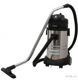 Máy hút bụi công nghiệp Clepro S1/30 (30 lít)