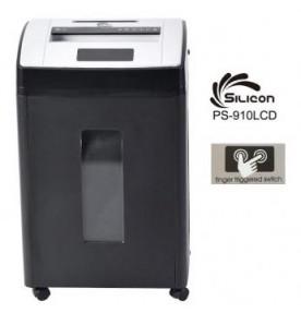 Máy hủy tài liệu Silicon PS-910LCD (10 tờ)