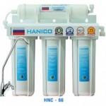 Máy lọc nước Hanico HNC - 66, 4 cấp