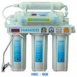 Máy lọc nước Hanico HNC - 668, 6 cấp