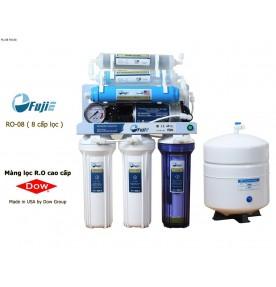 Máy lọc nước RO FujiE RO-08 (08 cấp, không tủ)