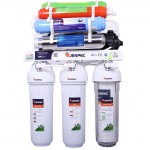 Máy lọc nước RO Jenpec MIX-8000UV (09 cấp, UV diệt khuẩn, không tủ)