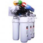 Máy lọc nước RO Jenpec MIX-8000C (09 cấp, không tủ)