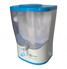 Máy lọc nước RO iClean IC-01 (05 cấp, để bàn)