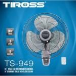 Quạt treo tường Tiross TS-949