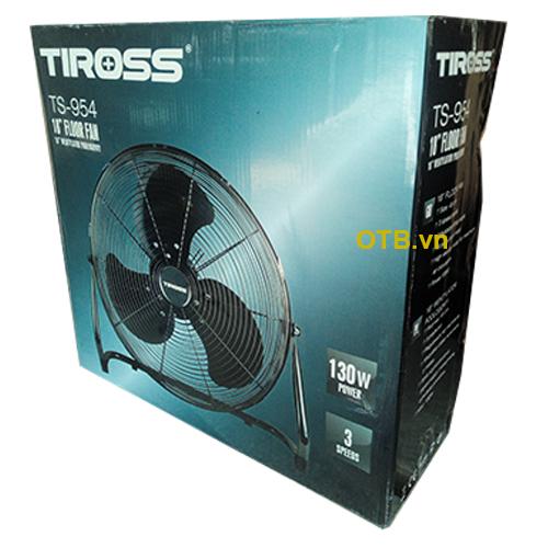 Vỏ hộp của dòng Quạt sàn Tiross TS954