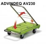 Xe đẩy hàng Advindeq AV230 (250kg)
