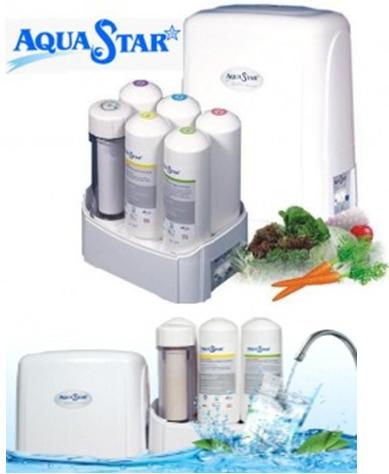 Máy lọc nước nano Aquastar AS 8000