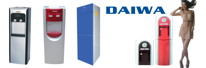 Cây nước nóng lạnh Daiwa giá rẻ nhất