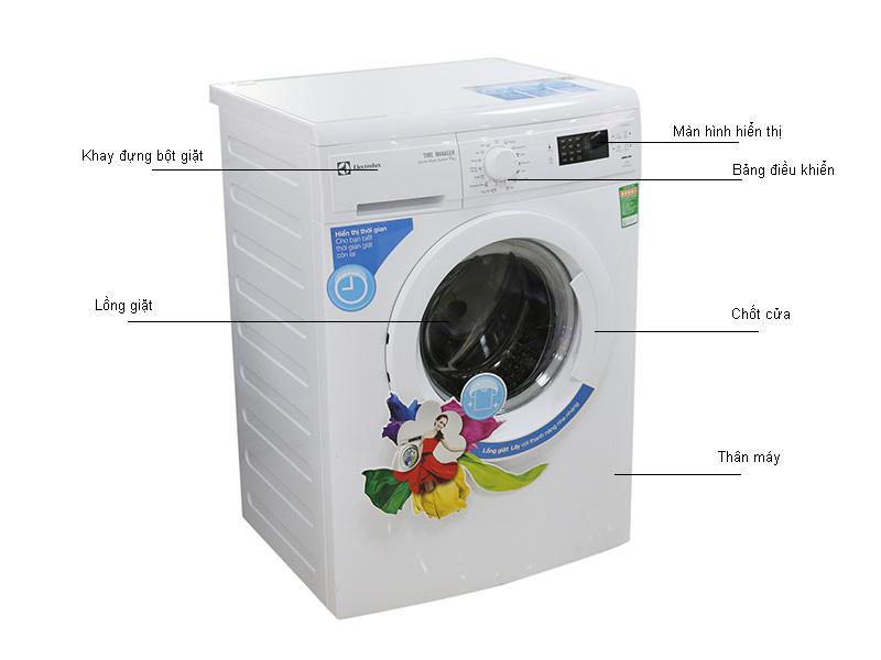 Máy giặt Electrolux EWP85742