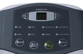 Bảng điều khiển Electrolux EDH12SDAW