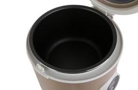 Nồi 3 lớp chống dính của Máy làm tỏi đen Tiross TS904