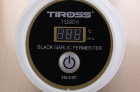 Bản điều khiển của Máy làm tỏi đen Tiross TS904