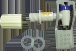 Vòi của bình CNC Neos