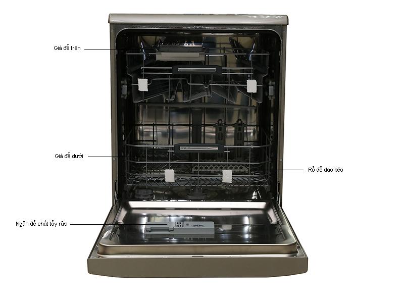 Ưu và nhược điểm của máy rửa bát